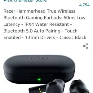 Razer wireless gaming headphones